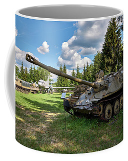 Coffee Mug featuring the photograph Toughy by Tgchan