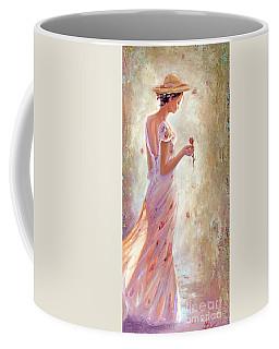 Toujours De Fleurs Coffee Mug