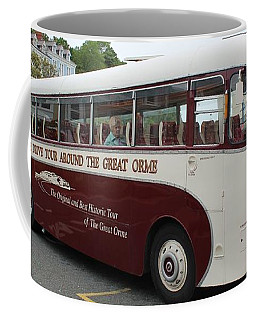 Tour Bus Coffee Mug