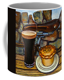 Tour De Yorkshire Pie N't Pint Coffee Mug