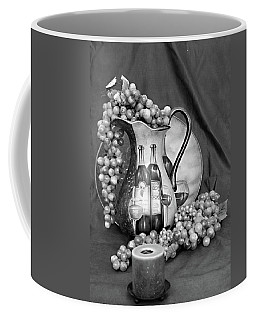 Coffee Mug featuring the photograph Tour Of Italy In Black And White by Sherry Hallemeier