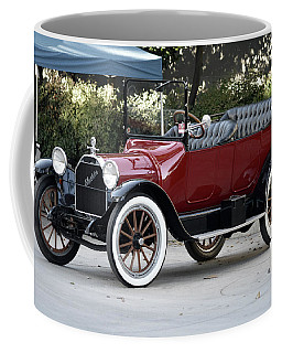 Coffee Mug featuring the photograph Touring Stude by Bill Dutting