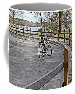 Tourist Coffee Mug by Linda Brown