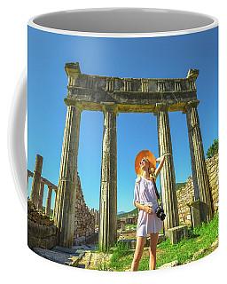 Tourist Traveler Photographer Coffee Mug