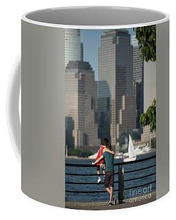 Tourists Coffee Mug by Nicki McManus