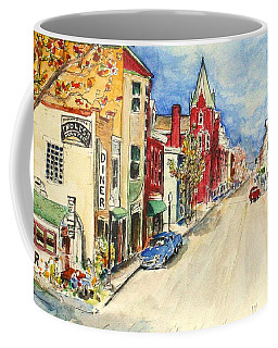 Towanda Pa Coffee Mug
