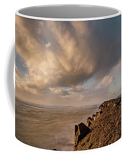 Toward Fleeting Clouds Coffee Mug
