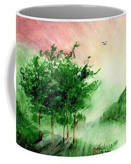 Toward The Promised Land Coffee Mug