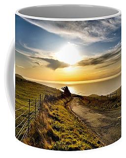 Towards The Sunset Coffee Mug