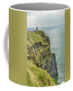 Tower At The Cliffs Of Moher Coffee Mug