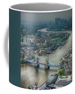 Tower Bridge In London Coffee Mug