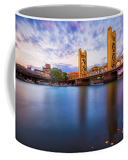 Tower Bridge Sacramento 3 Coffee Mug