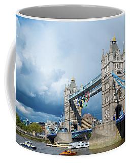 Coffee Mug featuring the photograph Tower Bridge by Stewart Marsden