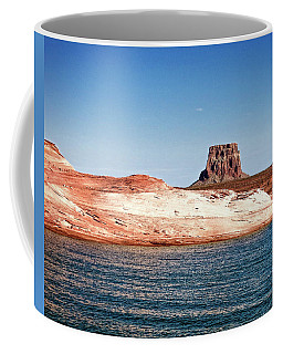 Tower Butte Coffee Mug