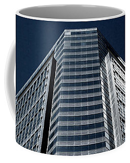 Coffee Mug featuring the photograph Tower by Eric Christopher Jackson