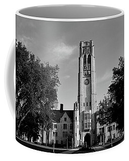 Bell Tower At The University Of Toledo Coffee Mug