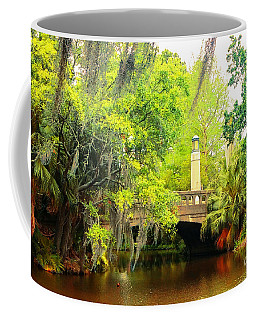 Tower Light Bridge Coffee Mug