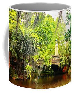 Tower Light Bridge Coffee Mug