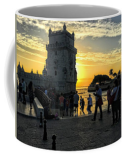 Tower Of Belem Coffee Mug