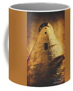 Tower Of Grunge Coffee Mug