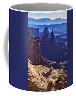 Tower Sunrise Coffee Mug