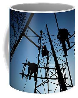 Tower Tech Coffee Mug