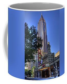 Towering Over The Fox Coffee Mug