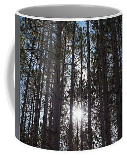 Towering Pines Coffee Mug