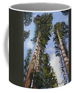 Towering Sequoias Coffee Mug