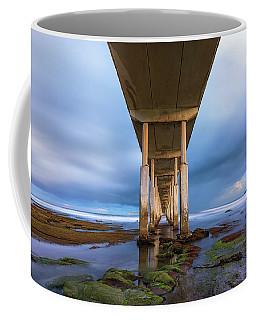 Towers Above Coffee Mug