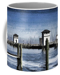 Towers And Masts Coffee Mug