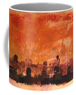 Towers And Tanks Coffee Mug