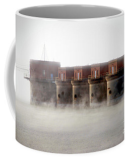 Towers Rising Coffee Mug