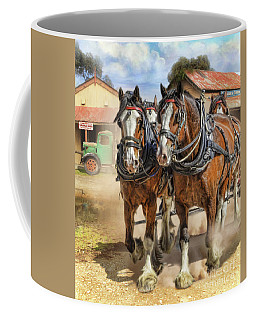 Town Day Coffee Mug