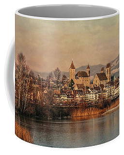 Coffee Mug featuring the photograph Town Of Roses by Hanny Heim