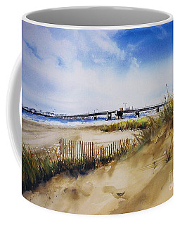 Townsends Inlet Coffee Mug