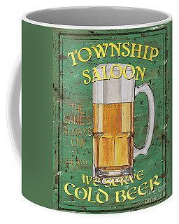 Township Saloon Coffee Mug