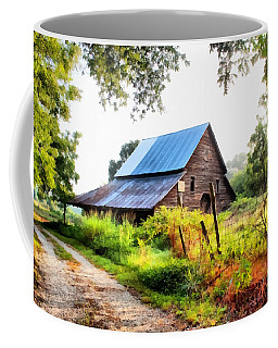 Townville Barn Coffee Mug