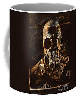 Toxic Gas Chemical Hazard Coffee Mug