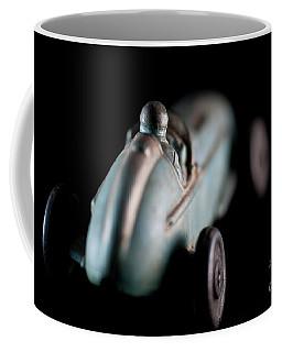 Toy Race Car Coffee Mug by Wilma Birdwell