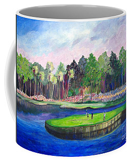 Tpc 17th Sawgrass Coffee Mug