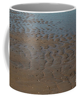 Coffee Mug featuring the photograph Traces by Ana Mireles