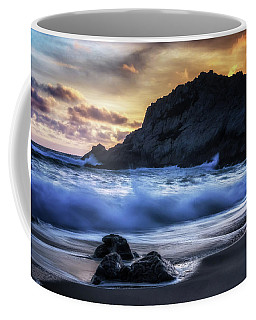 Traces Coffee Mug