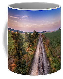 Track And Field Coffee Mug