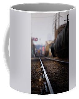 Track Life Coffee Mug