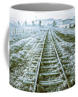 Tracks To Travel Tasmania Coffee Mug
