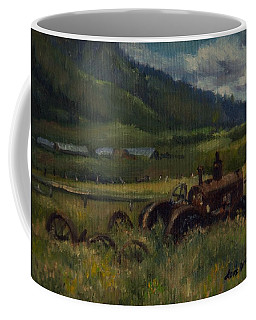 Tractor From Swan Valley Coffee Mug