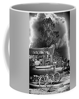 Tractor Row Coffee Mug