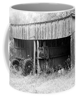 Tractor Shed Coffee Mug