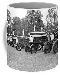 Coffee Mug featuring the photograph Tractor Show 2016 by Rick Morgan